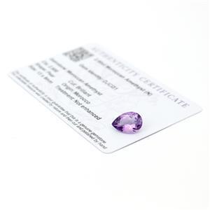 Moroccan Amethyst Gemstone Pieces  3.53cts