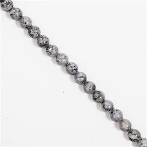 280cts Grey Picture Jasper Plain Rouds Approx 10mm, 38cm strand280cts Grey Picture Jasper Plain Rouds Approx 10mm, 38cm strand