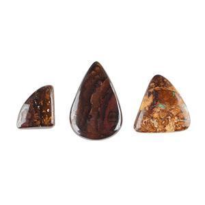 Boulder Opal Cabochons