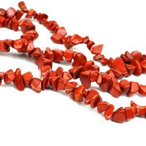300cts Red Jasper Small Nuggets, Approx 4x5-7x11mm, 84cm