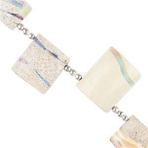 Australian Opal Gemstone Strands