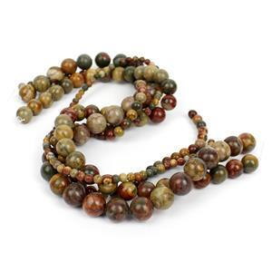 Picasso Jasper Collection! 4 x strands