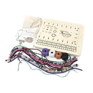 Knotty-Do-It-All Mega Bundle! 10x Strands, 4x Cords & Travel Size Board