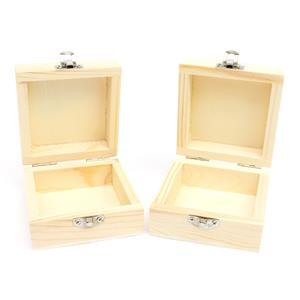 Wooden Boxes for WOW Embossing!