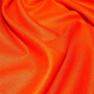 Orange Cotton Canvas Fabric 0.5m