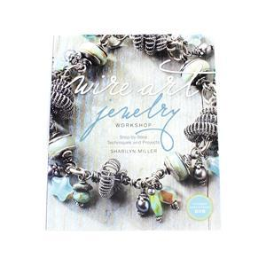 Wire Art jewellery workshop with DVD by Sharilyn Miller