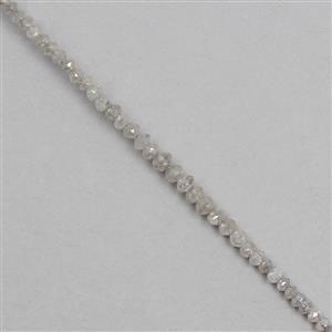 Diamond Gemstone Strands