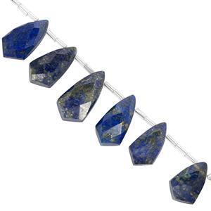 Lapis Lazuli Gemstone Strand