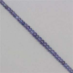 Tanzanite Gemstone Strands