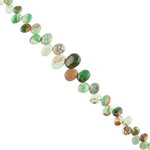 Natural Australian Variscite Gemstone Strands