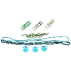 Ocean Jewels Pendant Kit with Printed Booklet by Chloe Menage