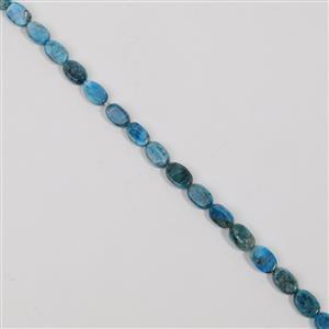 170cts Neon Apatite Oval Approx 9x13mm, 38cm