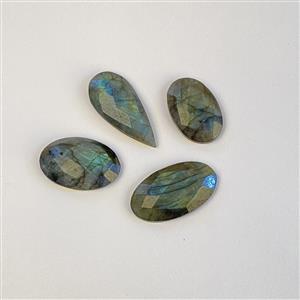 Labradorite Loose Gemstone  125cts