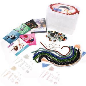 11th Birthday Steve Super Special! 225 findings, 6 DVDs, 400g scoop, 11 x gemstone strands