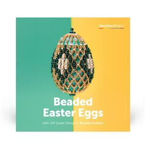Beaded Easter Eggs with Monika Soltesz DVD (PAL)