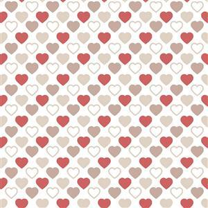 Quilters Heart's Basic Harmony Fabric 0.5m