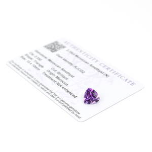 Moroccan Amethyst Gemstone Pieces  3.01cts