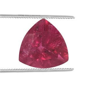0.25cts Safira Tourmaline 5x5mm Triangle  (N)