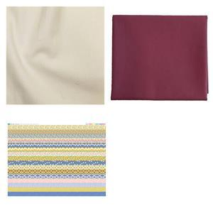 Hello Poppet Bargello Pillowcase Bundle: Fabric Panel & Fabric (1.5m)