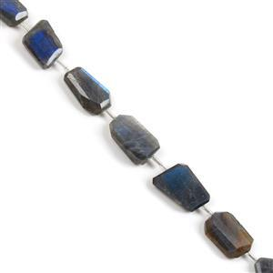 LIMITED EDITION Blue Sheen Labradorite Gemstone Strands