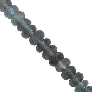 Moss Aquamarine Gemstone Strands