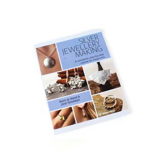 Silver Jewellery Making By Machi de Waard & Janet Richardson - Book