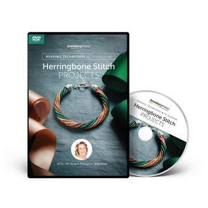 Herringbone Stitch Projects with Kleshna DVD (PAL)