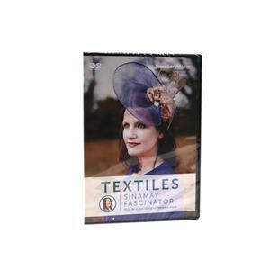Textiles - Sinamay Fascinator DVD (PAL)