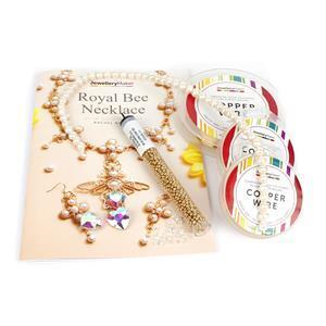 Royal Bee Pearl Kit with Booklet by Rachel Norris