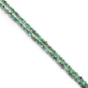 Emerald Gemstone Strands