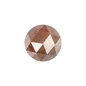 Brick Red Diamond Gemstone