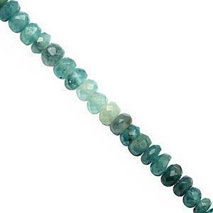 Grandidierite Beads Strand