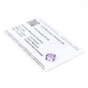 Moroccan Amethyst Gemstone Pieces  2.85cts