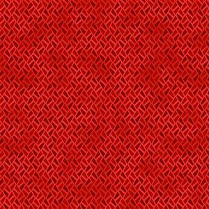 Gradiente in Red Fabric 0.5m