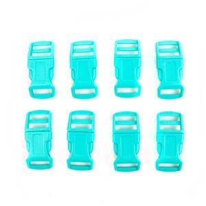 Mint Plastic Buckle, 16x20mm (8pk)