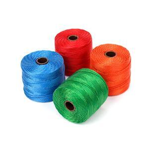 4 Pack of S-Lon inc; Orange, Green, Blue and Shanghai Red