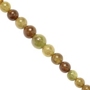 Sphene Gemstone Strand