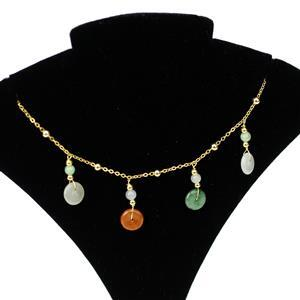 Gemstone Pieces  in Sterling Silver