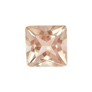 0.85cts Oregon Sunstone Square Approx 6x6mm