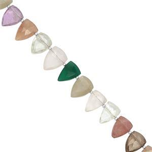 Multi Gemstones Strand