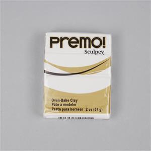 Premo! Sculpey Polymer Clay White 57g