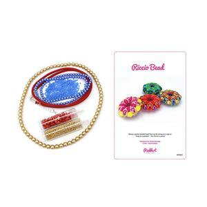 Oriental Riccio Kits with Booklet by Chloe Menage