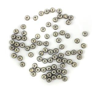 Miyuki Dark Olive Baroque Pearl Seed Beads 6/0 Approx 6.8GM/TB