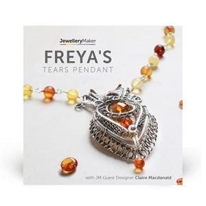 Freya's Tears Pendant with Claire Macdonald DVD (PAL)