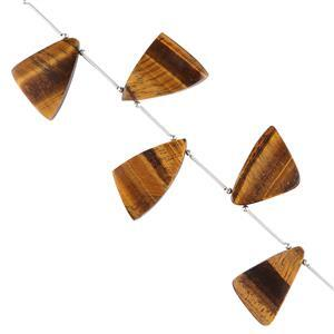 Tigers Eye Gemstone Strands