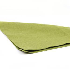 Olive Wool Felt 30x30cm (1 sheet)