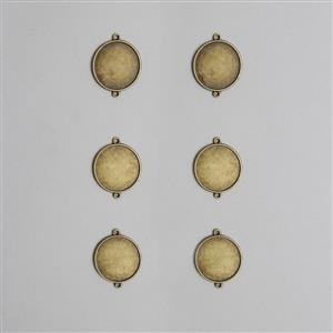 Pendant Findings in Zinc Alloy