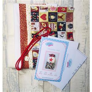 Living in Loveliness - Christmas Sack Kit. Option 1