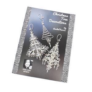 Christmas Tree Decorations Booklet by Rachel Norris