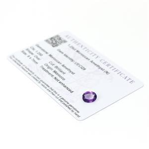 Moroccan Amethyst Gemstone Pieces  1.72cts